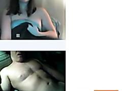 Webcam Teen Cums on Command