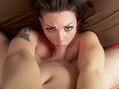 Rachael Madori in Slutty Newbie Tries Making Porn - MofosBSides
