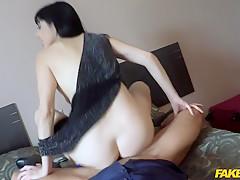 Damaris in Cop Gets Anal Sex in Spanish Hotel - FakeCop