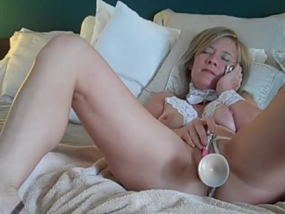 Wife watch husband fucking another man