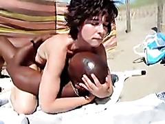 a ehefrau beach sex