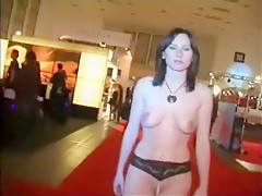 Fabulous Amateur clip with Public, Softcore scenes