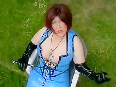 Fabulous Amateur record with Outdoor, Solo scenes