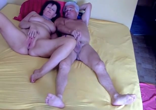 older couples fuck