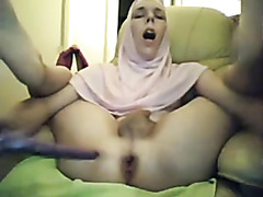 privatehomeclips hijab pipe