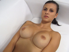 Breathtaking Large Love Muffins Brunette Hair PornJob Interview