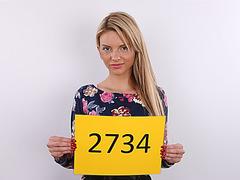 SUPER SEXY HOTTIE ANASTASIA (2734) MASTURBATES TO BIG O