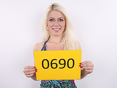 CZECH CASTING - SANDRA (0690)