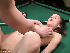 Real adult sex for a ding-dong-hungry hot nurse