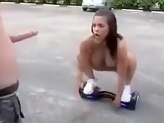 Hoverboard Funny Fuck