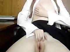 Teen gf fingering her twat online