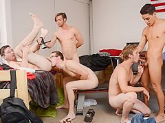 Chill N' Drill Gay Porn Video - DickDorm