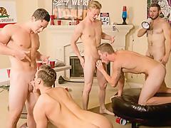 Flip Cup 2 Bareback Fuck Gay Porn Video - DickDorm