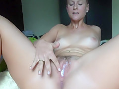 Incredible amateur Blonde, Doggy Style porn movie