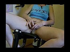 Very hot fingering porno