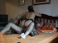Wife Stranger Anal Sex Clip
