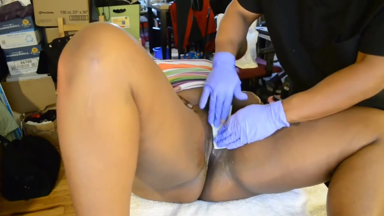 Ebony Voyeur Video 108