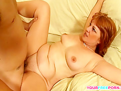 Mature Bbw Fucked Hard With Not Her Hubby