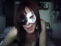 Weird Sexy Mature on cam