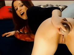 Hot romanian girl on webcam