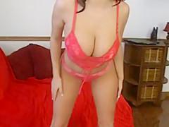 Hardcore Bigtits Gianna Sucking Deepthroat Blowjob - BustyGFsExposed