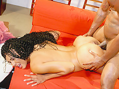 Big Black Cock Drives Alayah Crazy With Lust - RealBlackExposed