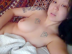 Asian Cam Girl Skype Webcam Free Masturbation Porn Video