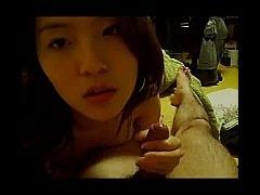 Korean couple banging