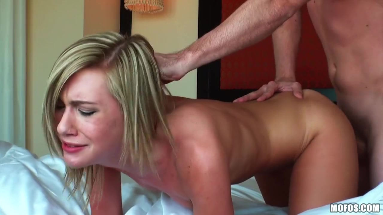 Brooke banner first anal