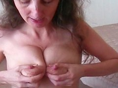 Lactating aged milks whilst giving great oral stimulation