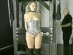 Naked Doll Fetish Bondage Sex Scenes With Old Stud