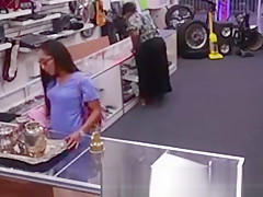 Nurse talked into selling her panties in pawnshop