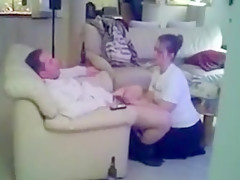 Cuckold Partner Handjob