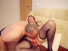 Grandparents Couple Have The Same Rights To Post Hot Videos,Enjoy This Friends