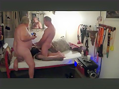 Horny exclusive brunette, moan, hardcore porn video
