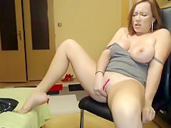 Big boobs amateur Enza banged for cash Part 04