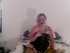 FinDom Humilates Sub For Fucking Up Tribute