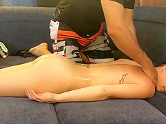 Kennedy James Massage Turns into Getting Eaten Out