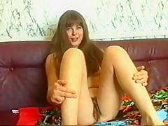 Sweet hot girl and striptis