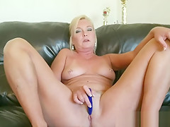 Step-Mommy Shows Her Step-Son Her Toys and Games
