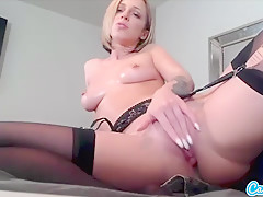 CamSoda - Veronica Rodriguez Sexy Latina Masturbation Anal Play