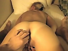 French Non-Professional Couple great fuck in the French way in homemade porn episode scene