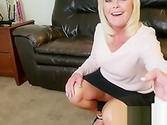 Aunt Paris LOVES to FUCK Her Nephew