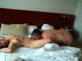 Wife Husband orgasm licking