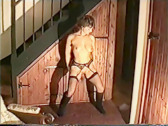 Yvonne the stripper