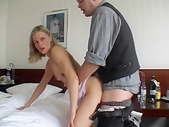 German amateur girl gets fucked - Venality Productions