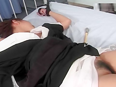 Tied up and made to cum - Pompie