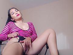 Webcan girl orgasm pussy fetish