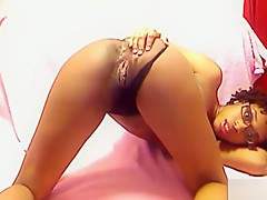 First best ebony test for young black pussy