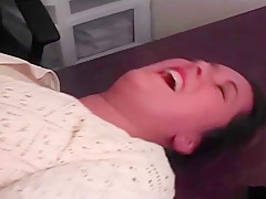 Spanking The Big Boobs Woman Amateur Wifey